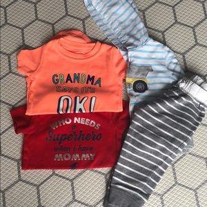 Carter's 18 Month Boy Clothes